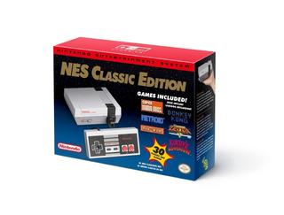 Nintendo Nes Classic Mini Consola Nuevo Sellado Original