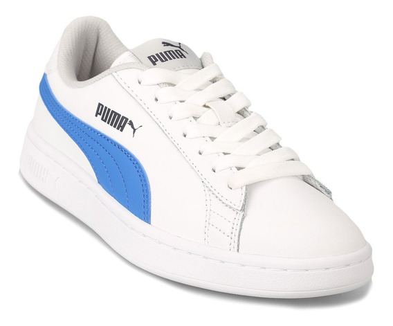 Zapatillas Puma Smash V2 L Jr Infantil