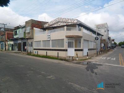 Casa Residencial À Venda, Barra Do Ceará, Fortaleza - Ca1178. - Ca1178