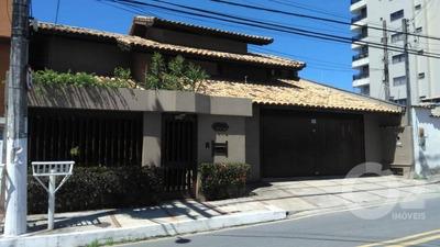 Casa Residencial Para Venda E Locação, Glória, Macaé. - Ca0113