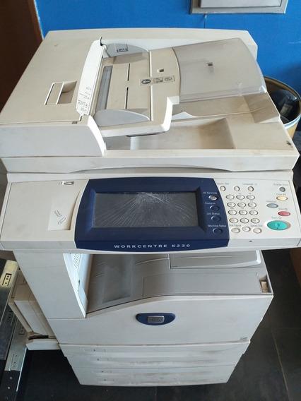 Maquina Impressora Xerox Workcentre 5230 Retirada De Peças