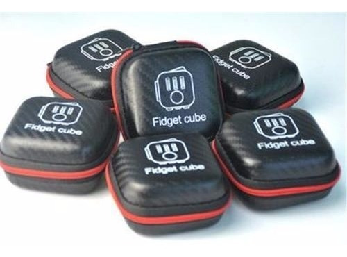 Case Para Fidget Cube- Estojo Capa Protetora
