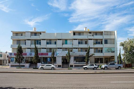 Edificio En Venta, 14 Departamentos Amueblados, 2 Locales Y 2 Oficinas.