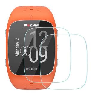 Protector Pantalla Reloj Smartwatch Polar M400 M430 - 2 Unds