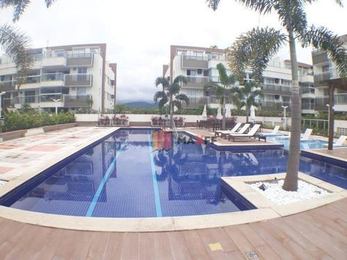 Cobertura Com 4 Dormitórios À Venda, 186 M² Por R$ 1.250.000,00 - Recreio Dos Bandeirantes - Rio De Janeiro/rj - Co0042