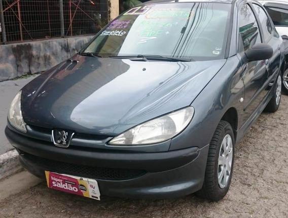 Peugeot 206 Presence 1.4 Ano 2005