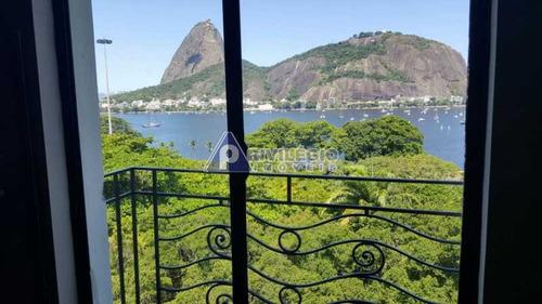 Apartamento À Venda, 6 Quartos, 2 Suítes, 2 Vagas, Flamengo - Rio De Janeiro/rj - 21514