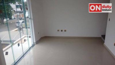 Casa Residencial À Venda, Estuário, Santos. - Ca0455