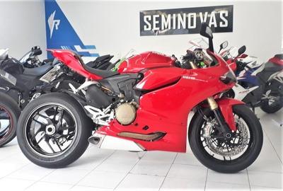 Ducati 1199 Panigale 2015