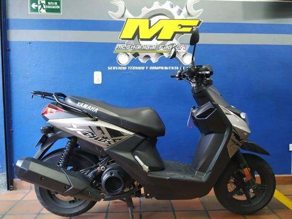 Yamaha Bws Fi 2020 Traspasos Incluidos!!!