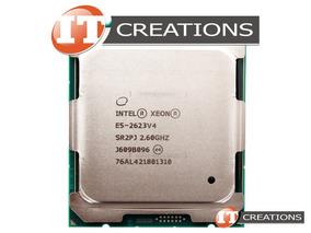 Processador Intel Xeon E5-2623v4 Sr2pj P/ Servidores Dell Hp