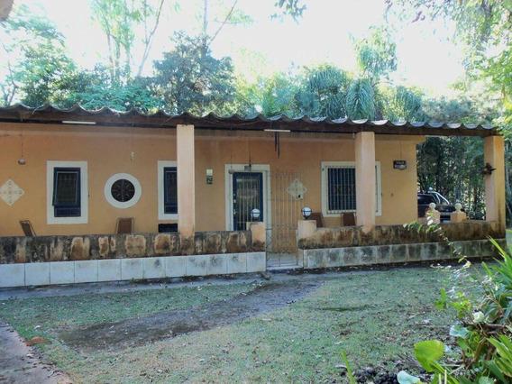Chácara Residencial À Venda, Canaã, Jambeiro. - Ch0051