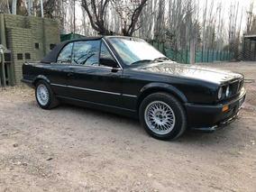 Bmw Bmw 325i Cabrio E30