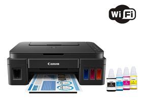 Impressora Canon Pixma G3100, Wifi, Com Tanque De Tinta