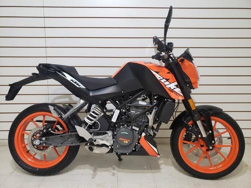 Moto Ktm Duke 200 2021 0km