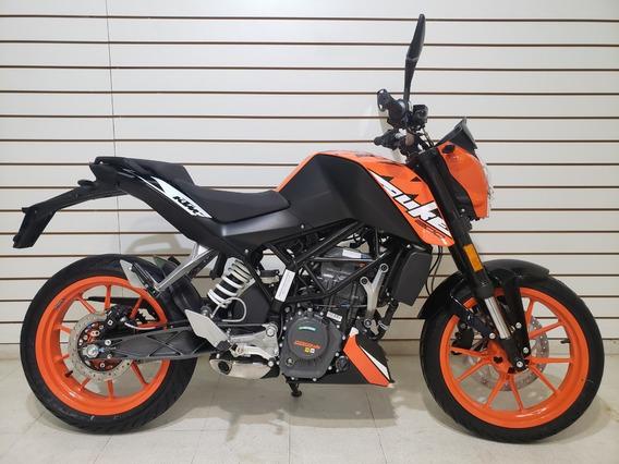 Moto Ktm Duke 200 2020 0km