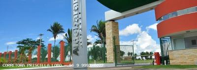 Lote Em Condomínio Fechado Para Venda Em Teresina, Tabajaras - 0082