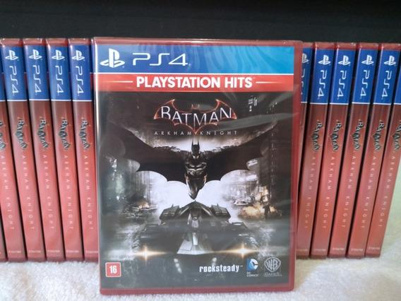 Batman Arkham Knight Ps4 Em Português Midia Fisica