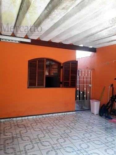 Casa Térrea Em Maria Rosa  -  Taboão Da Serra - 2635