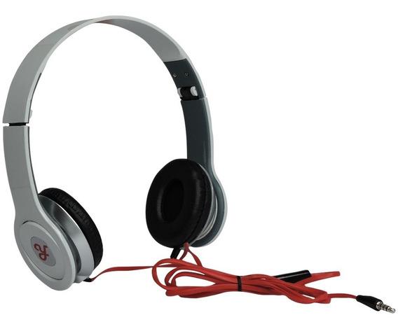 Fone De Ouvido Estéreo Ro Headphone P2 - Branco