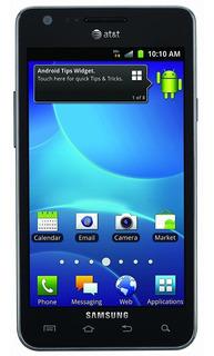 Samsung Galaxy S Ii S2 Sgh-yo777 16gb Negro Gsm Desbloqueado