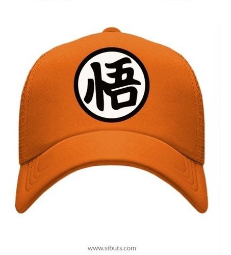Dragon Ball Gorra