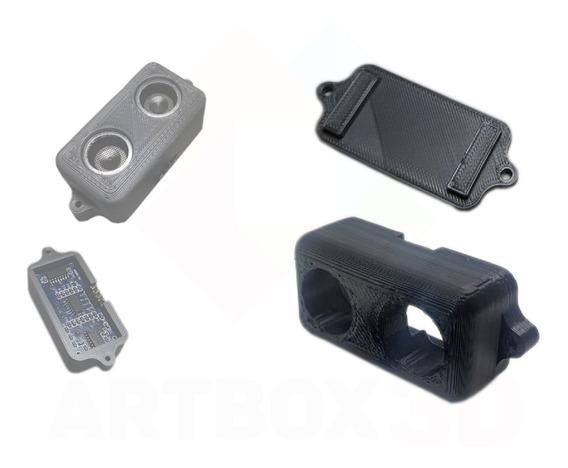 Case Para Sensor Distância Ultrassônico Pic Hc-sr04