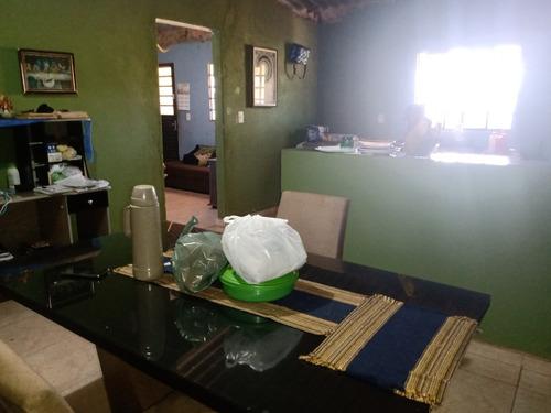Imagem 1 de 14 de Chácara Com 2 Quartos Dois Banheiros, Ir Uma Sala.