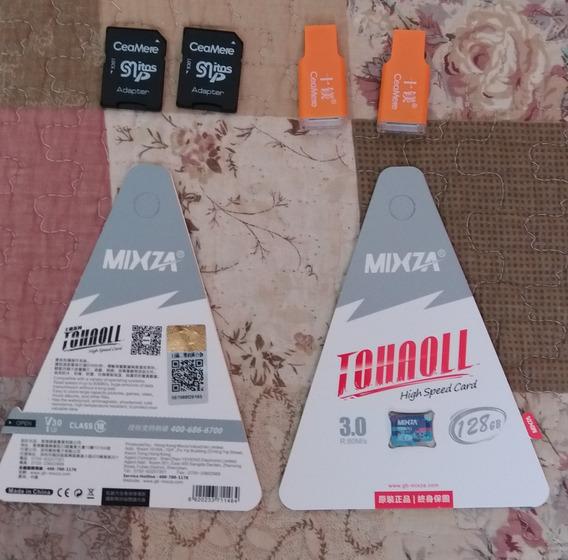Micro Cartão Mizda 128gb Cl 10