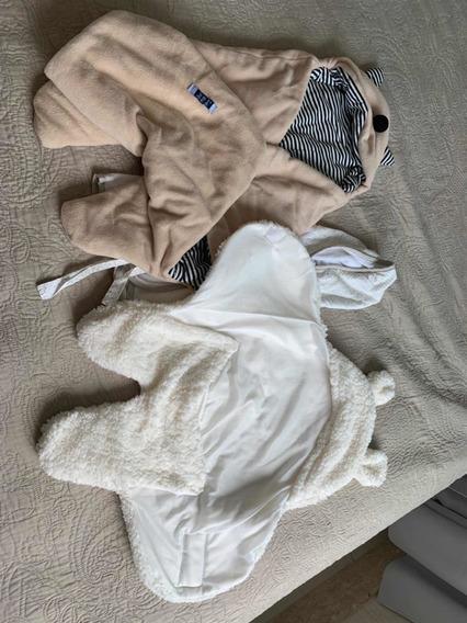 Manta Cobertor Bebê Saco De Dormir