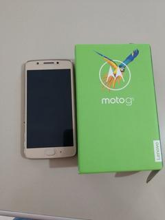 Moto G5 Motorola Libre, 32gb Doble Sim Excelente Estado