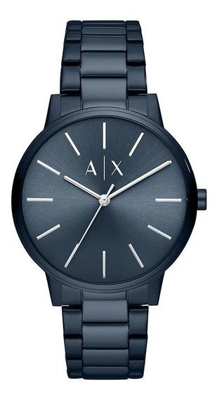Relógio Armani Exchange Slim - Ax2702/1an + Nf-e