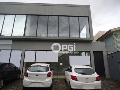 Salão Para Alugar, 260 M² Por R$ 5.900/mês - Ribeirânia - Ribeirão Preto/sp - Sl0194