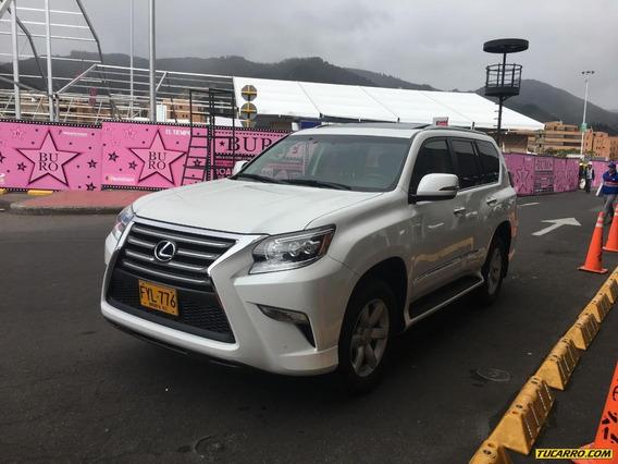 Lexus Gx Full Equipo