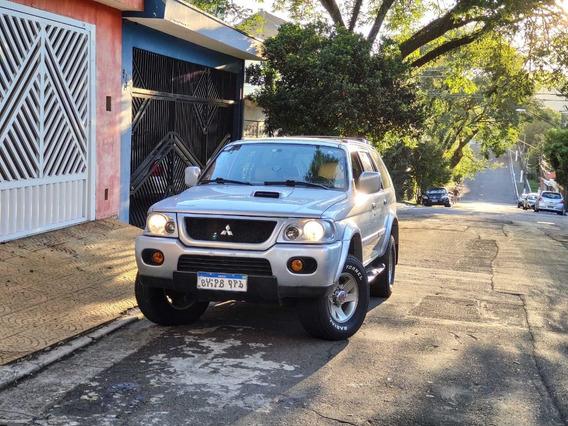 Mitsubishi Pajero Sport Hpe 2.8 Diesel 2005 Aceito Oferta