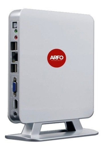 Mini Pc Home Arfo Mod. Ar-1135, Amd, 4gb, Ssd 128gb, 6 Usb