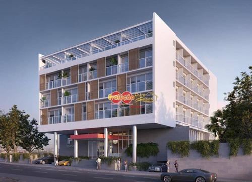 Imagem 1 de 20 de Salas Comerciais - Edifício Comercial - Forum 200 - Sa0194