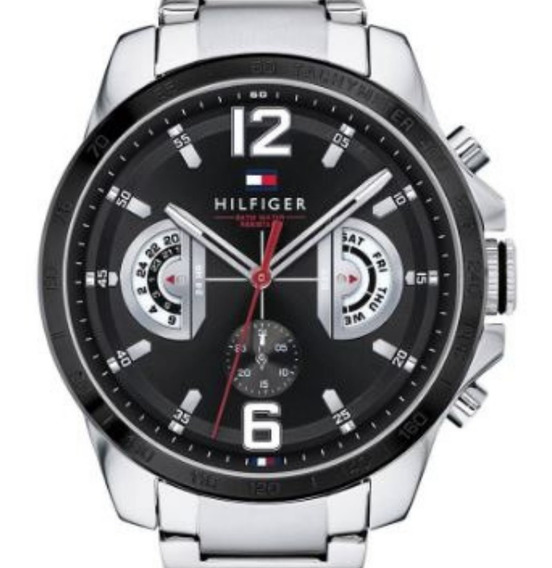 Relógios Masculinos Tommy Hilfiger Pulseira Aço Decker