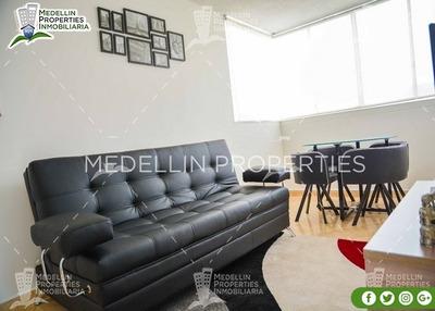 Apartamentos Amoblados Baratos En El Poblado Cod: 5028
