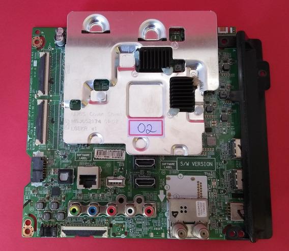 Placa Principal Tv LG 49uj6565 Eax67146203(1.1)