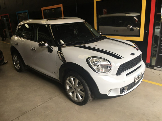 Mini Cooper Countryman S All4 1.6 184cv Manual ¡como Nuevo!