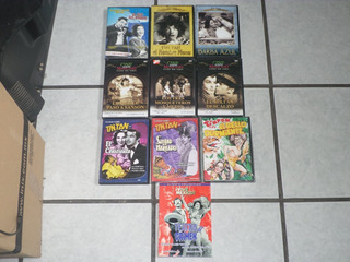 Coleccion De Peliculas De Tintan - 10 Dvd