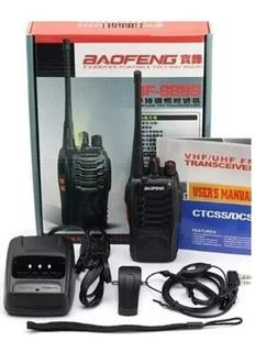 Radio Portatil Trasmisor Walkie Talkie Baofeng