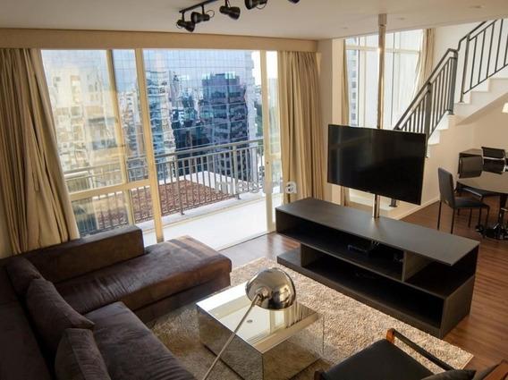 Ótimo Apartamento Para Morar Ou Investir No Geo Berrini - Di33831