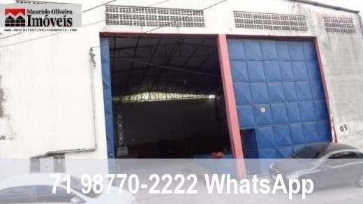 Área Industrial Para Locação Em Salvador, Águas Claras - 9923_2-321406