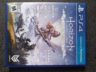 Horizon Zero Dawn Complete Edition Playstation 4 Ps4