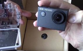 Câmeras De Ação 4k Action Cam Elephone Rexso Aprova D