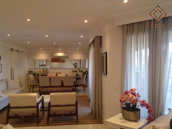 Apartamento Com 3 Dormitórios À Venda, 250 M² Por R$ 1.790.000,00 - Morumbi - São Paulo/sp - Ap26868