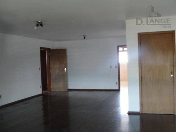 Apartamento Com 4 Dormitórios À Venda, 180 M² Por R$ 850.000 - Taquaral - Campinas/sp - Ap13143