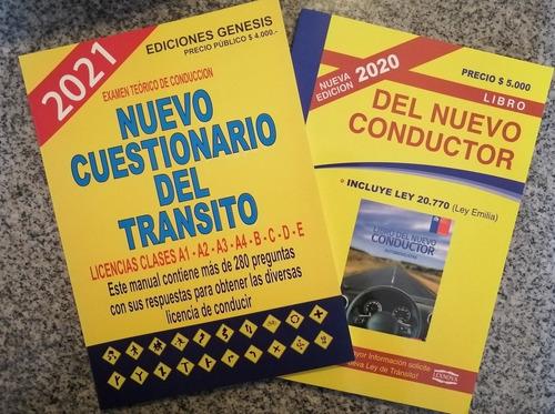 El Nuevo Conductor Preguntas Para Examen De Conducir Mercado Libre